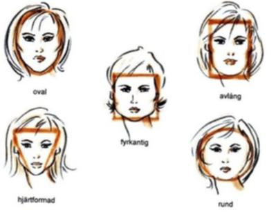 frisyr runt ansikte tips