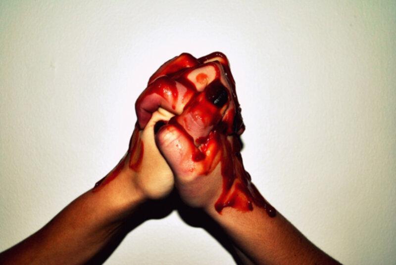 bilder av bollemus blod under samleie