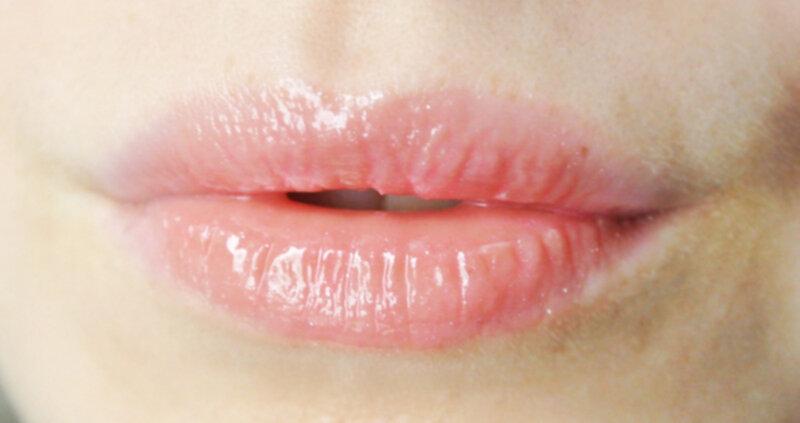 isadora multi vitamin gloss 03 lychee