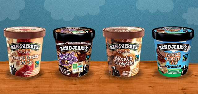 ben and jerry nya smaker 2018