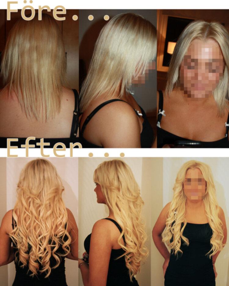 vilken hårförlängning är bäst