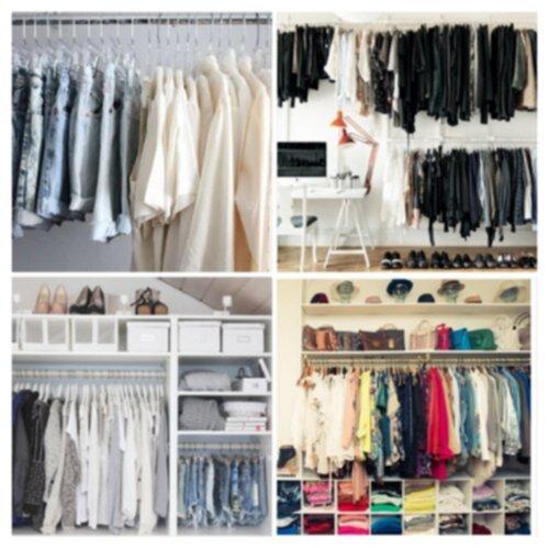 Inspiration till garderob