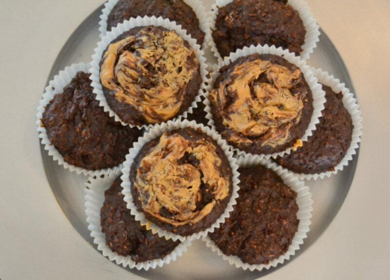 protein muffins recept