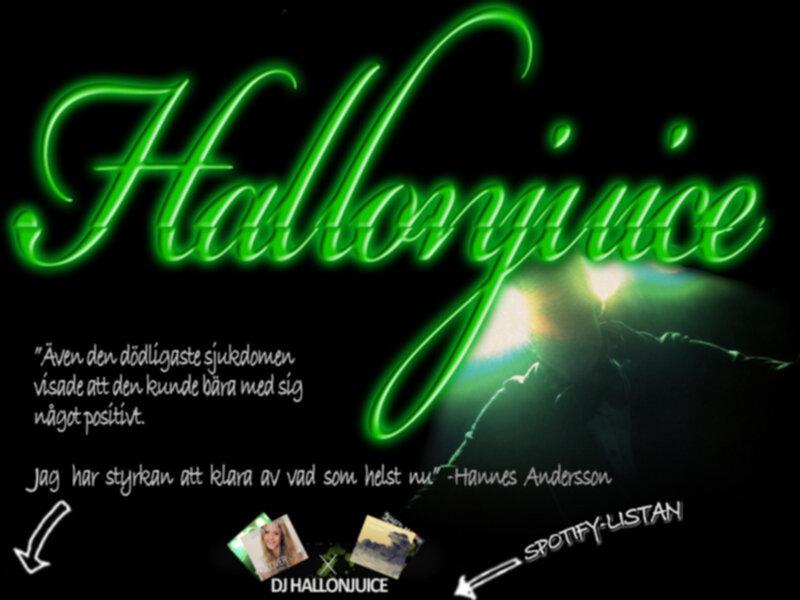 hallonjuice