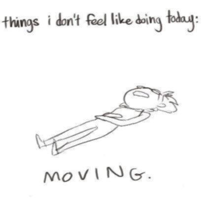 jeg har ingen energi