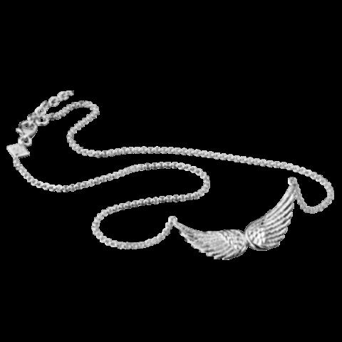 halsband med vingar