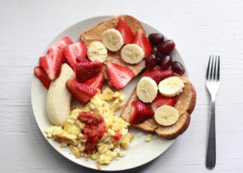 Vad ska man äta när man styrketränar