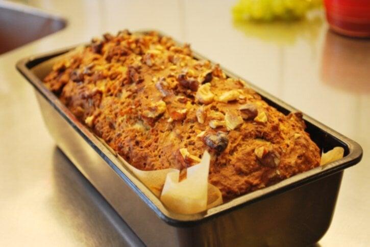bröd med kvarg recept