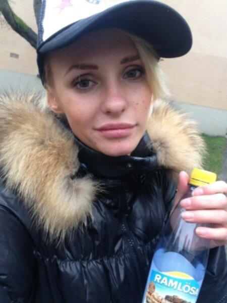 flickvän till missbrukare Jönköping
