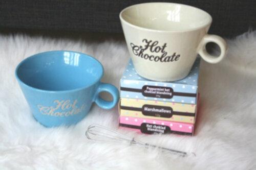 varm choklad kit