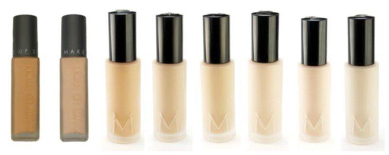 make up store liquid foundation