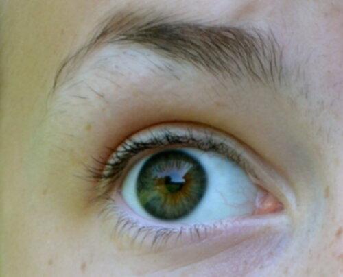 vilken ögonfärg är ovanligast