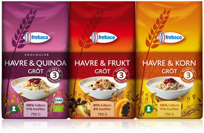havregryn med quinoa