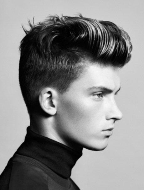 hår volym män