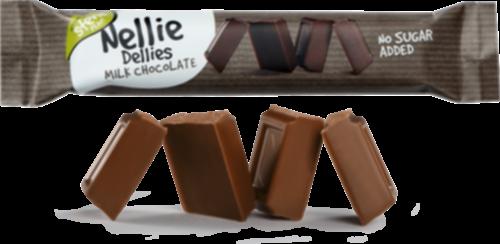 Nellie dellies mjölkchoklad