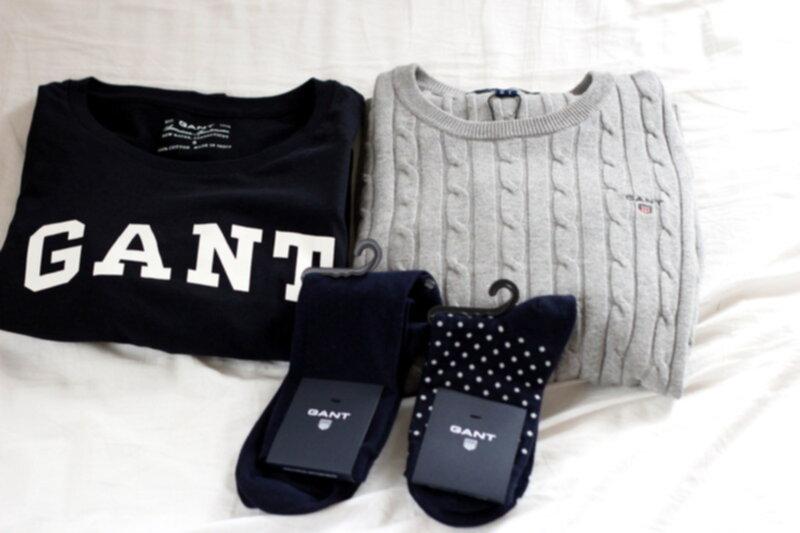 Gant tröja outfit