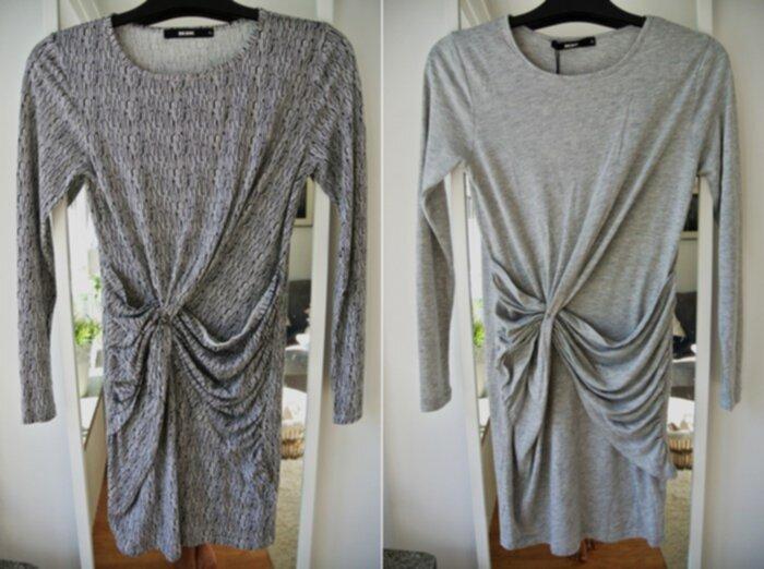 Draperade klänningar från Bikbok 3688ea9252be6
