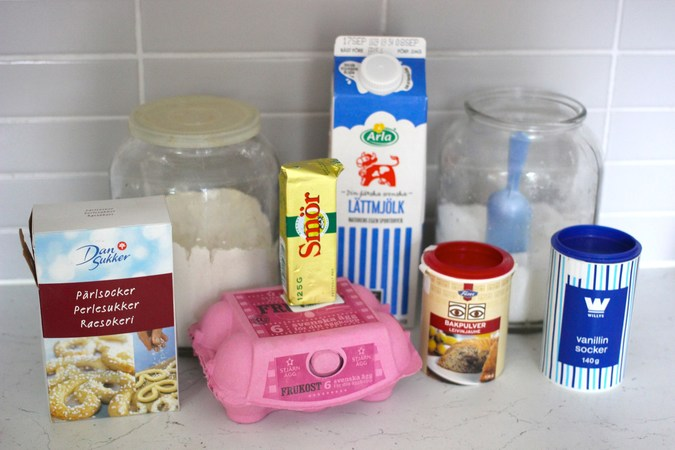 baka kaka utan mjölkprotein