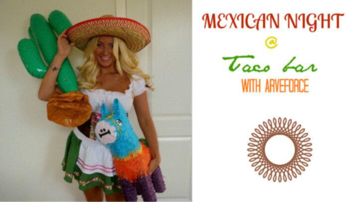 mexicansk festtema