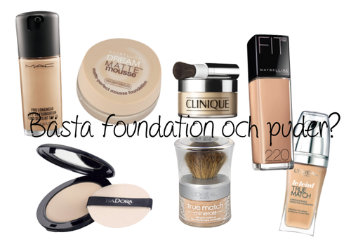 den bästa foundation