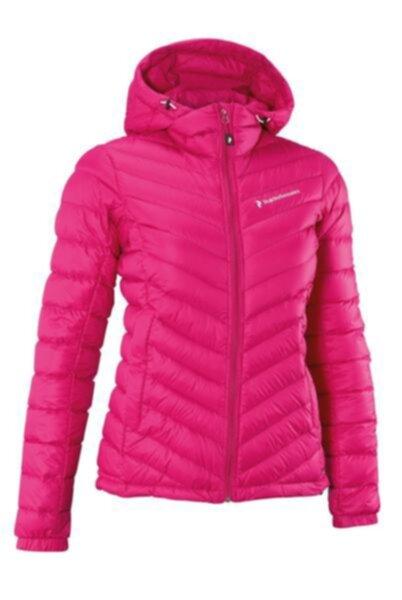 rosa täckjacka dam