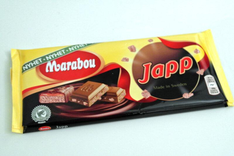 marabou choklad japp