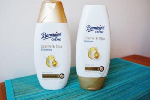 sulfatfritt och silikonfritt schampo