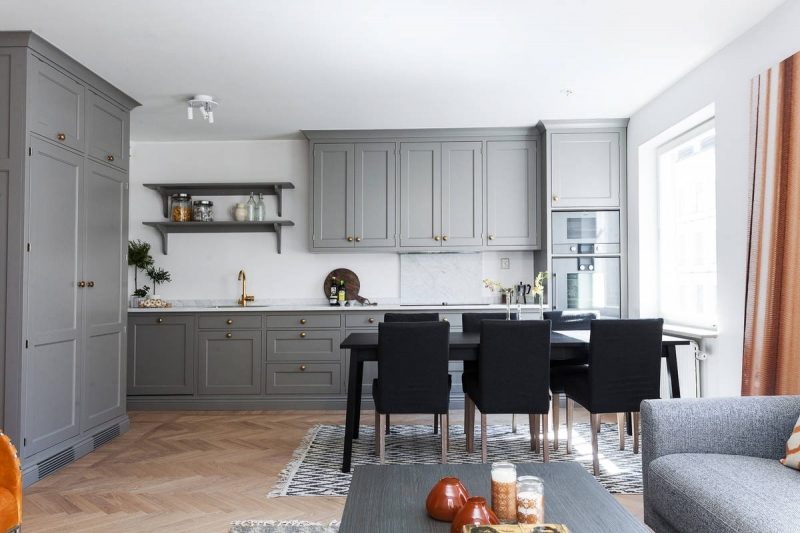 Kitchen inspo - Pitture lavabili per cucine ...