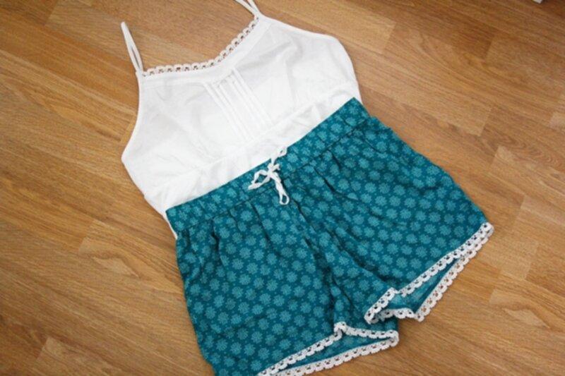 Titta vilken söt pyjamas jag köpte här om dagen! Somrig och skön. Vill ni  veta vart jag köpte den  PÅ LIDL. Haha ja ni läste rätt!! 8cfc6e5597f8c