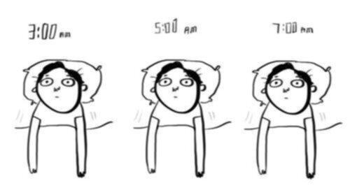 vad händer om man inte sover