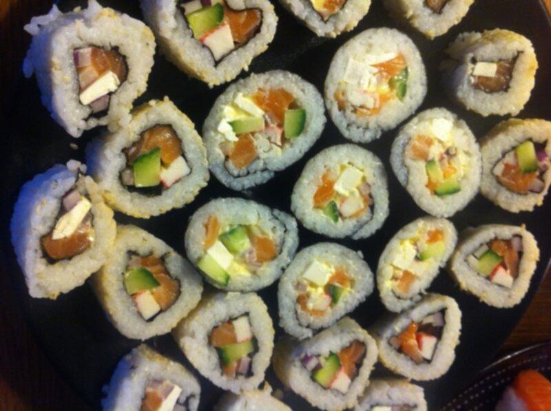 Sushi kit ica