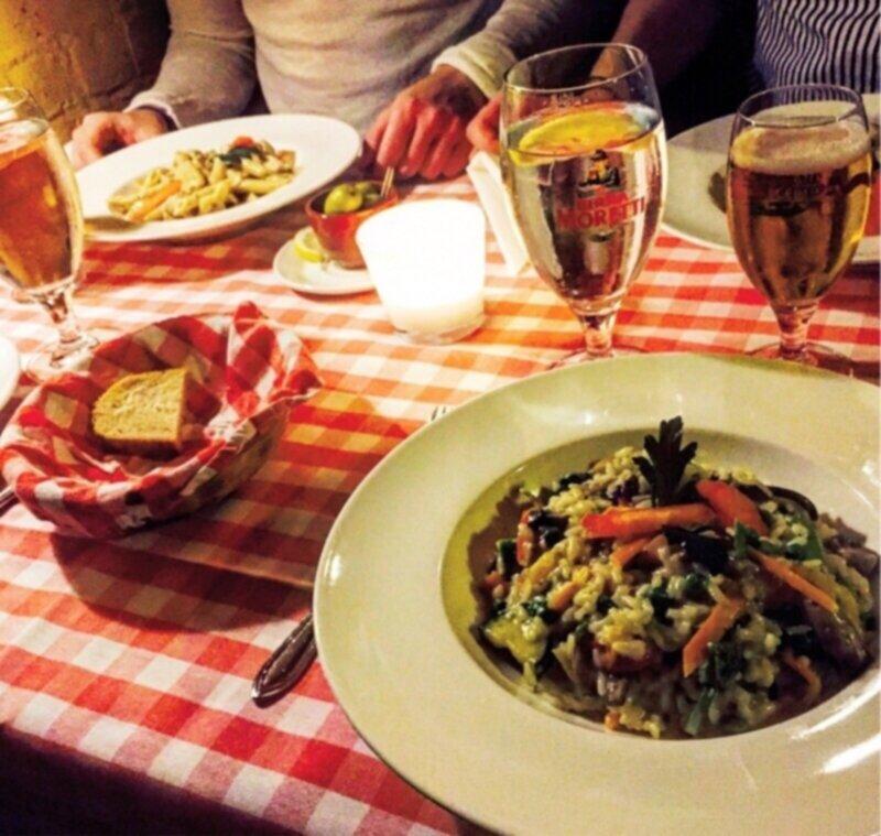 italiensk mat göteborg avenyn