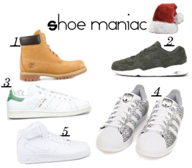 a7bdcc264c6 Det här collaget är ju lite inspirerat av min pojkväns skobesatthet haha..  Nej men jag älskar också skor och skulle bli såååååå glad över ett par skor  i ...