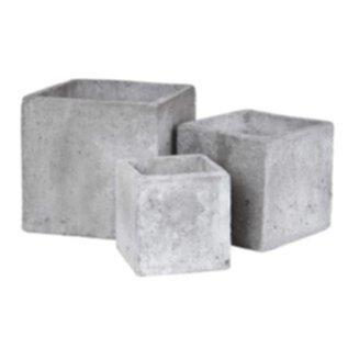 Granit krukor