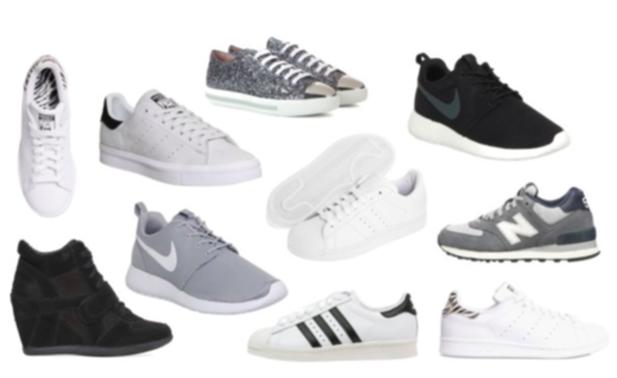 populära skor 2016