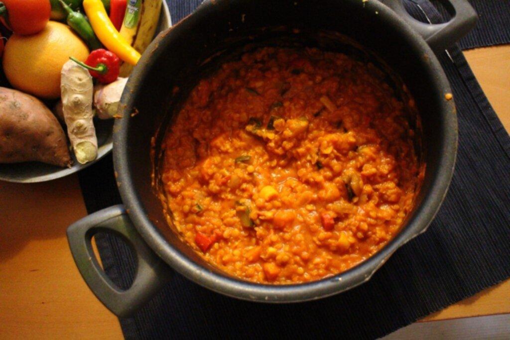 curry krydda recept