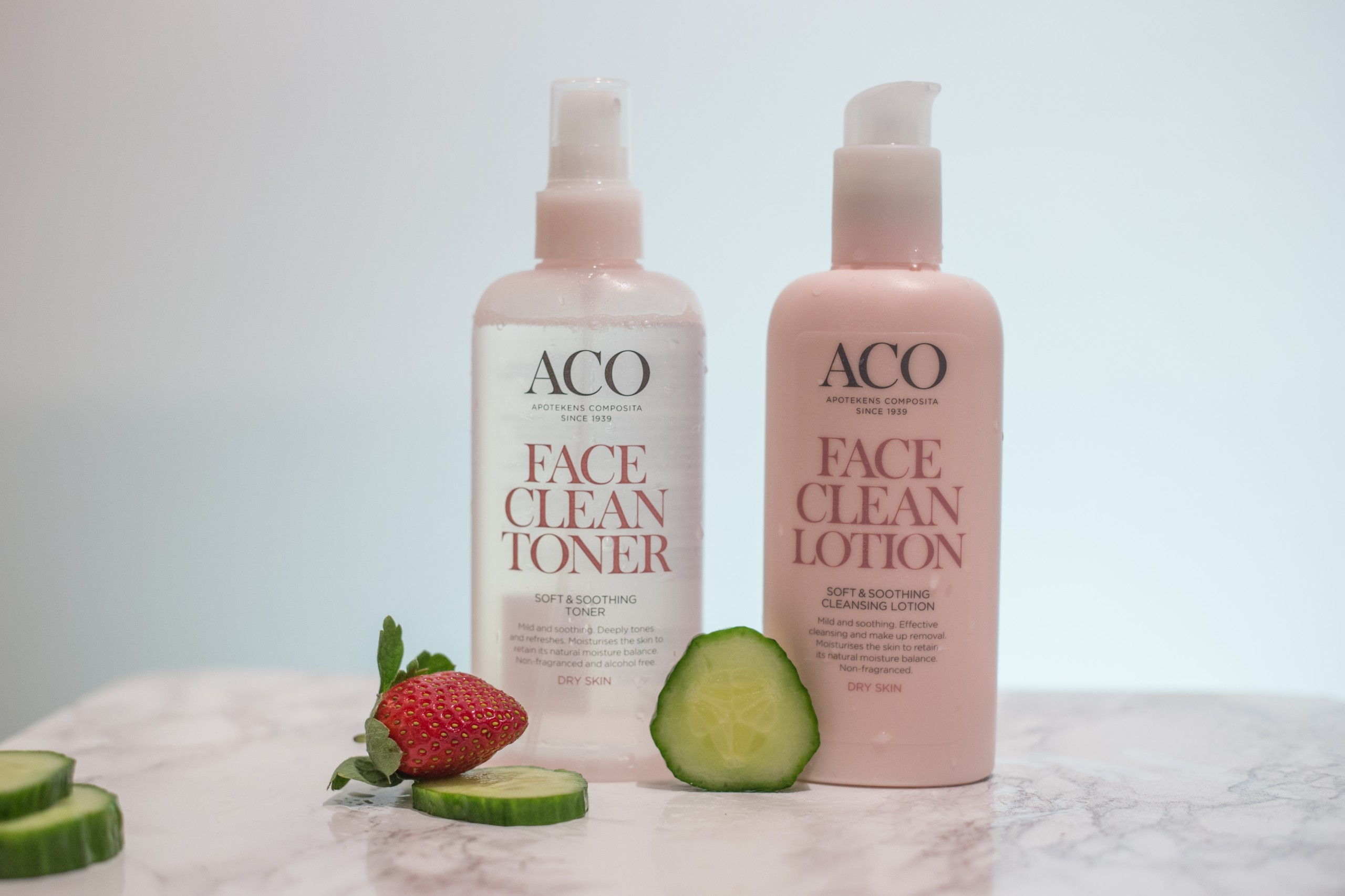 aco face clean lotion