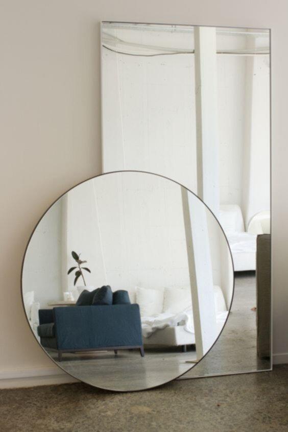 rund spegel billig