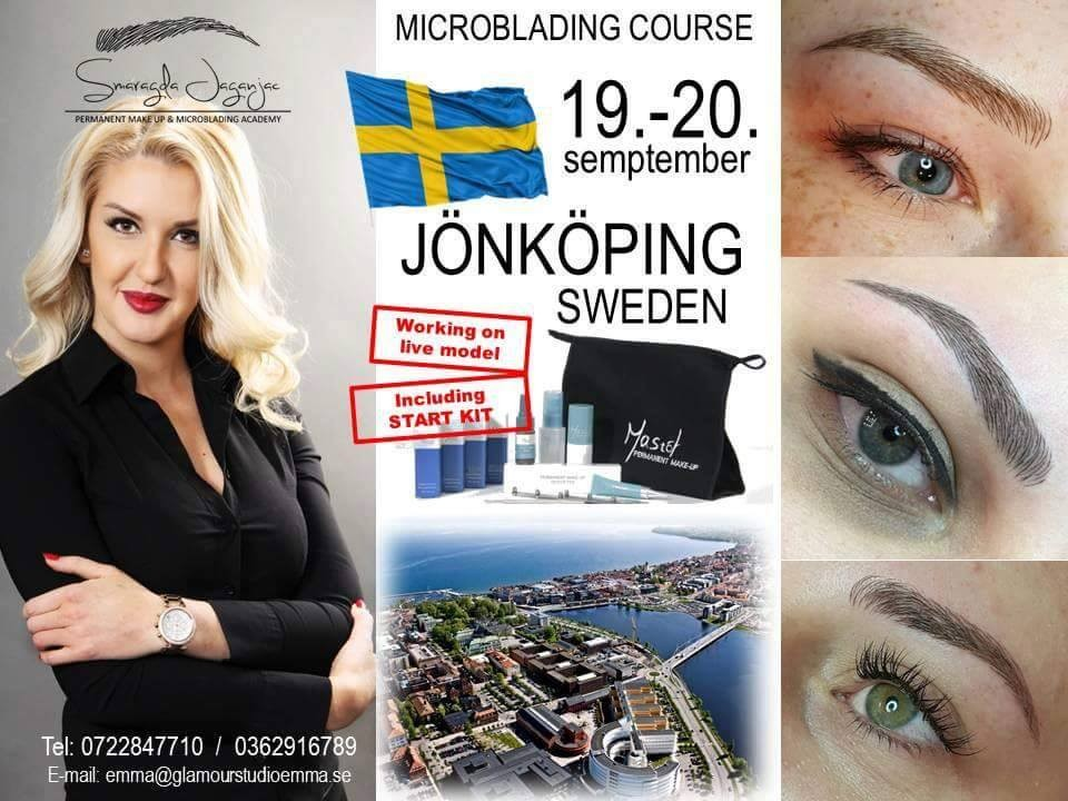 3d ögonbryn jönköping