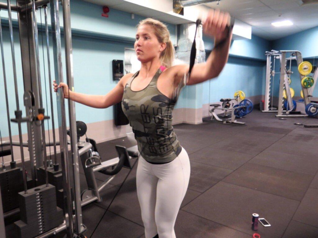 gym övningar mage
