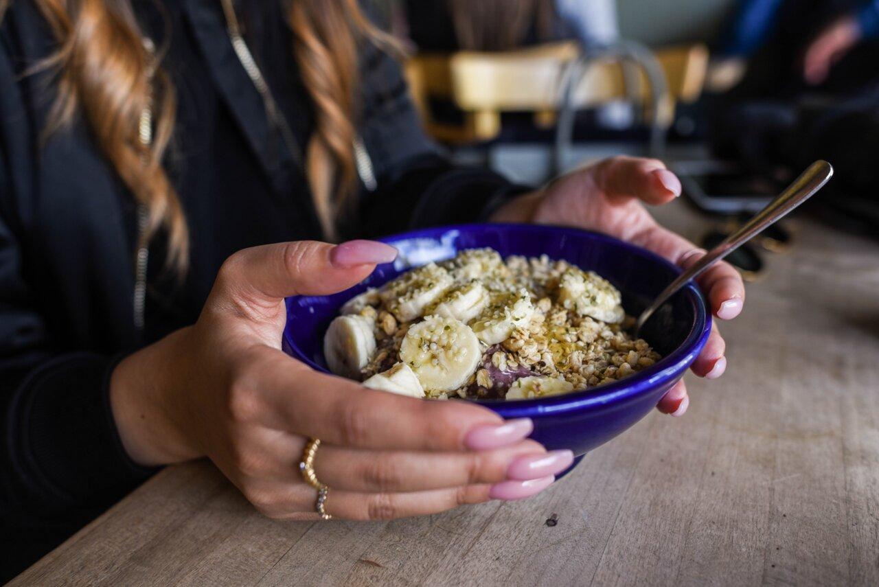 santa barbara acai bowls och stränder