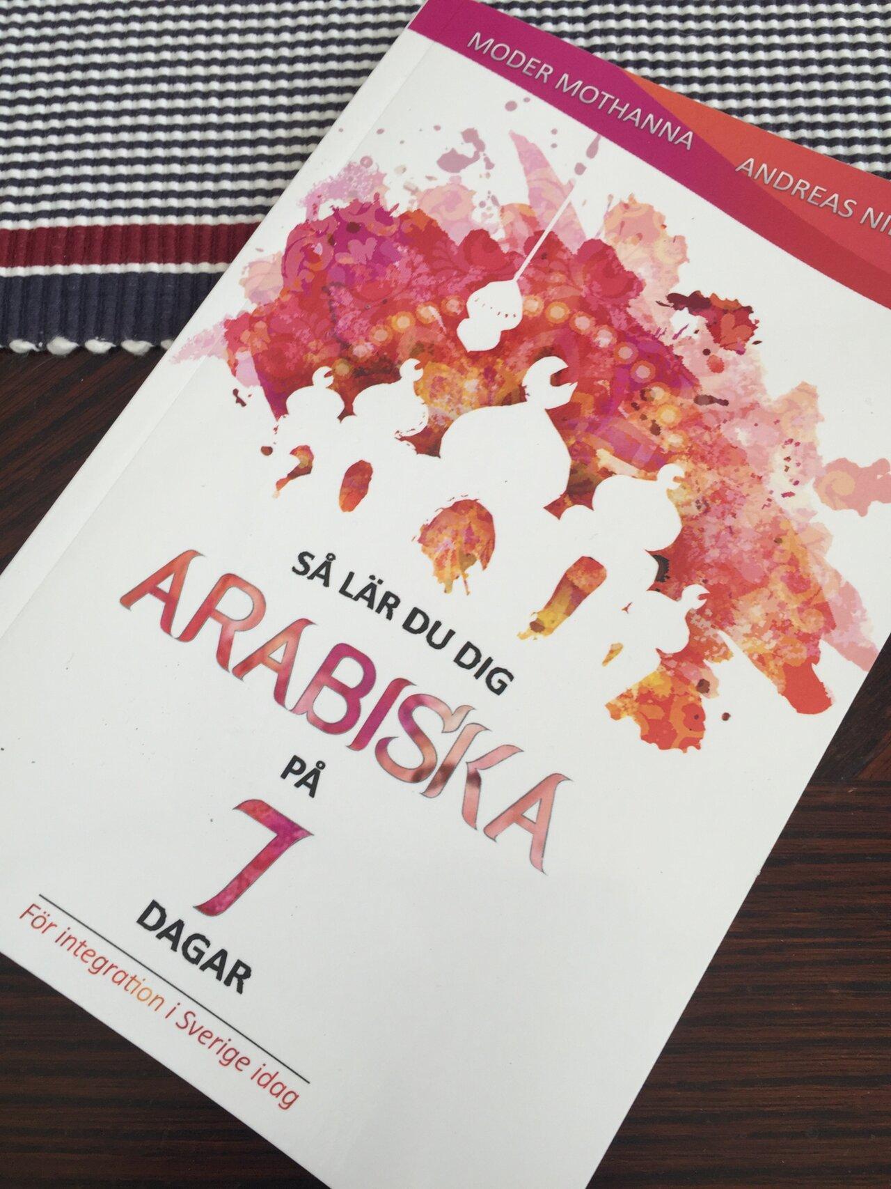 lär dig arabiska