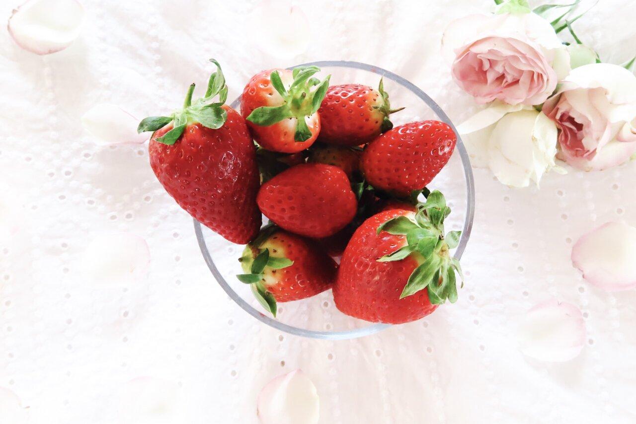 jordgubbar c vitamin