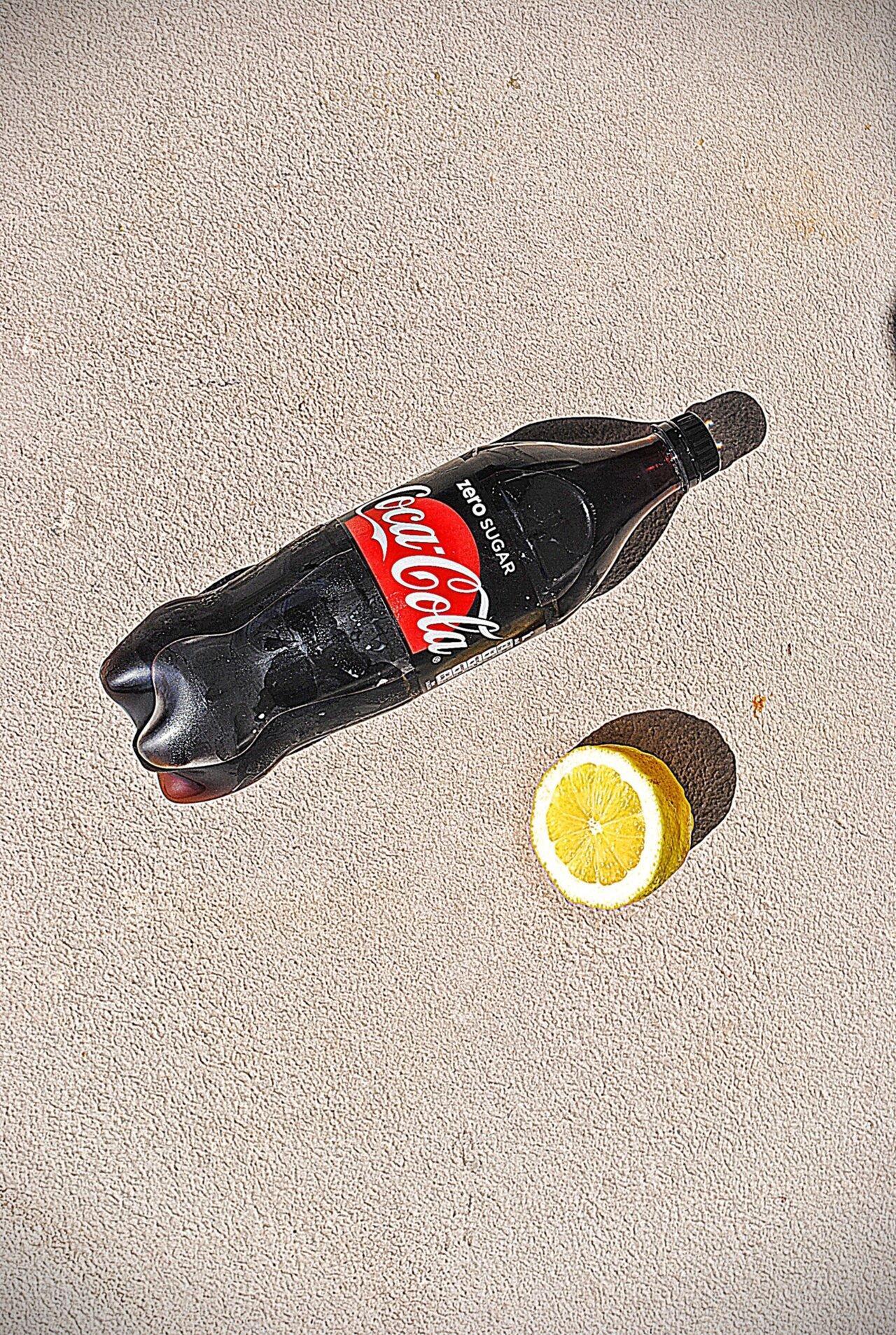 dricka cola zero gravid