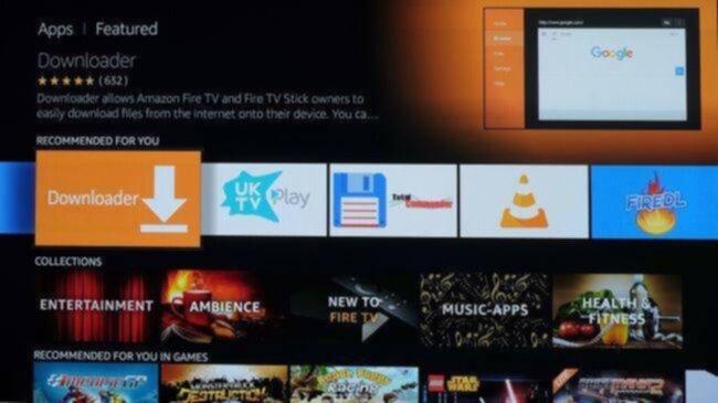 How install IPTV on Amazon Fire TV ?