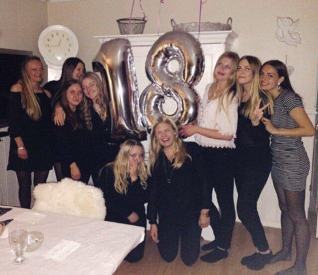 18 års fest tips 18 års firande för mig 18 års fest tips